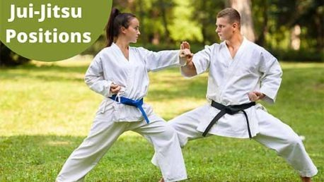 martial arts positions
