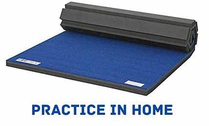 BJJ home practice mats