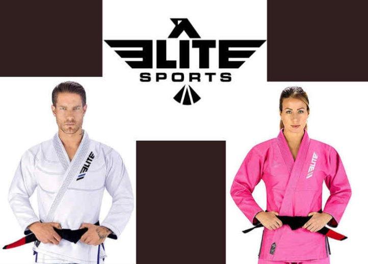 Elite sports bjj gi