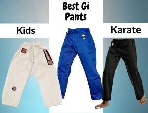 Gi pants only